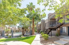 Rico Seco Apartments transforms apartments in Tucson into a private desert oasis with expansive bedroom options designed with stylish interiors, expanded storage & a sparkling pool.