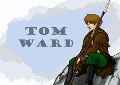 Tom Ward by Svanhilde.deviantart.com on @DeviantArt