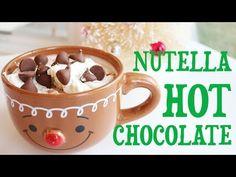 Best Nutella Hot Chocolate Recipe #tipit #Food #Drink #Trusper #Tip