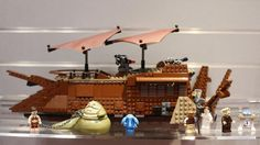 May the Lego-force be with you..