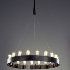 Candelaria Chandelier by Robert Abbey at Lumens.com