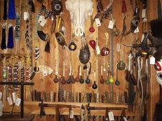 native American rattles etc