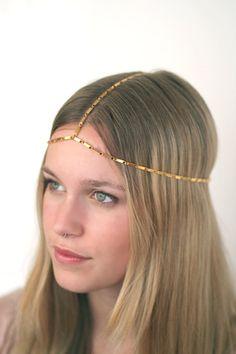 Bohemian Chic Headpiece