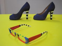 Art spectacles, by Ton Pret