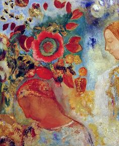 Odilon-Redon-painting