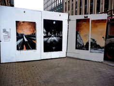 #streetart StreetArtsz: Street art exhibition, Helsinki 10.09.2010