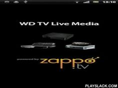 WD TV Live Media Player  Android App - playslack.com ,  Just bought your Western Digital TV Live or already have one at home? Well, with this app you can unleash the power of your Western Digital TV Live.Simply download this FREE app and access additional content, currently not available on the WD TV Live itself as you use your Android to control your WD TV Live over wWi-Fi.Enjoy millions of videos, images, and songs anywhere and share them with your friends. Easily search and find…