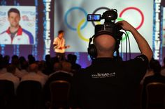 OUR cameraman, using OUR HD camera, filming OUR stage set, supported by OUR audio visual technicians.  You get the idea :-) www.istead.co.uk #events #conference #agm #dinner #gala #galadinner #theme #eventservices #eventprofessionals #AV #audiovisual #multimedia #design #eventproduction Gala Dinner, Event Services, Stage Set, Multimedia, Event Planning, Conference, Presentation, Audio, Events
