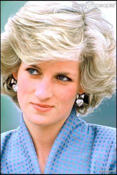 Princess Diana - 1985