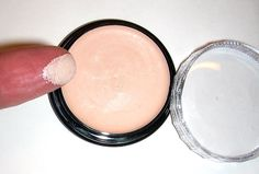 Homemade Natural Cream Concealer
