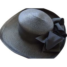 Frank Olive Hat For Neiman Marcus