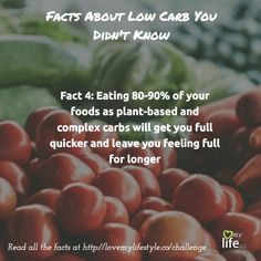 Tips to loss weight using low carb eating