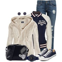 """American Eagle Hoodies"" by angela-windsor on Polyvore"