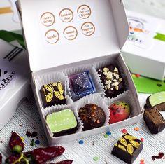Услада Души. Шоколадные конфеты ручной работы. #chocolate #candy #cake #handmade #tasty #food