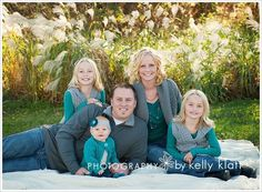 Great family pose!