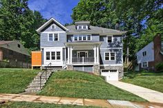 Trenton St. - traditional - exterior - dc metro - by Tradition Homes