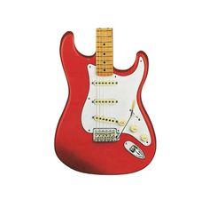 Πρωτότυπο+mousepad+με+ηλεκτρική+κιθάρα+που+θα+διακοσμήσει+όμορφα+τον+χώρο+του+υπολογιστή+σας.++ Music Instruments, Guitar, Musical Instruments, Guitars