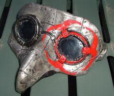 Apocalypse Plague Doctor Mask by Namingway.deviantart.com on @deviantART