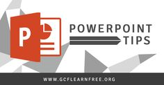 Once you've learned the basics of Microsoft #PowerPoint it's time to hone your skills. These articles from @GCFLearnFree.org will give you several tips for making memorable, polished presentations. #office