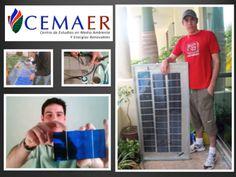 curso gratis para construir paneles solares http://www.cemaer.org/