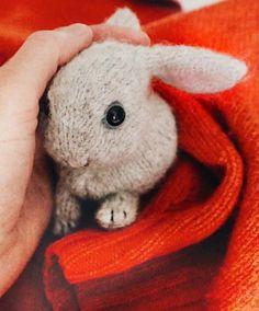 Knitting Dolls Free Patterns, Knitted Dolls Free, Knitted Bunnies, Knitted Animals, Baby Bunnies, Doll Patterns, Free Knitting, Baby Knitting, Easter Bunny