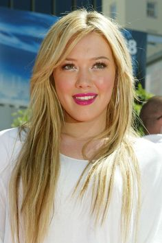 You HAVE To See What Hilary Duff Used To Look Like #refinery29 http://www.refinery29.com/2016/03/106735/hilary-duff-beauty#slide-6