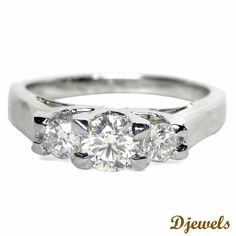 <p>Suzy Engagement  Ring in Hallmarked.</p><br /><p>Solitaire Weight - 0.41 Ct .</p><br /><p>Solitaire Color - J .</p><br /><p>Solitaire Clarity - VS</p><br /><p>See more Engagement Rings from our 10,000+ Stunning Diamond Jewellery Designs</p> [Rs    61,009]