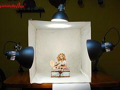 Мастер-класс по созданию универсального Лайткуба - Ярмарка Мастеров - ручная работа, handmade