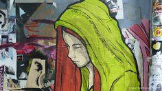 Beyond Banksy Project / El Bocho