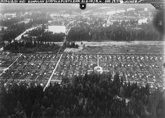 Kumpulan siirtolapuutarha, Helsinki (1934)