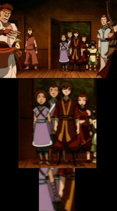 To Katanng shippers: Zuko's hand is actually behind Katara's. but to Zutara shippers: YESYESYESYES ~Avatar Korra FB page Katara Y Zuko, Korra Avatar, The Last Avatar, Avatar The Last Airbender Art, Avatar Fan Art, Danny Zuko, Avatar Cartoon, Avatar World, Comics Love