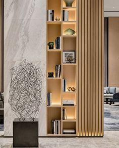 40 Dreamy Partition Apartment Design Ideas You Must Have Living Room Partition Design, Room Partition Designs, Interior Design Living Room, Living Room Designs, Interior Decorating, Design Room, Home Design, Design Ideas, Modern Apartment Design
