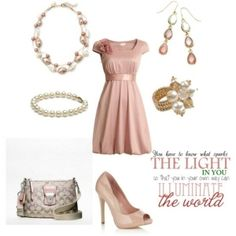 Loving pink by jannie