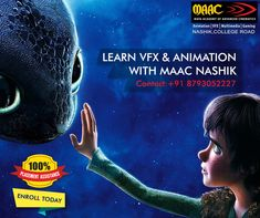 Looking for professional VFX and animation course in Bhopal? MAAC is a leading Animation, VFX, Multimedia & Gaming training institute.MAAC Bhopal is one of the best animation institute in Bhopal. Vfx Course, Animation Institute, Art Courses, Cool Animations, Bright Future, Career Advice, Game Design, Graphic Design, Learning