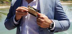 b59078202 Regla de oro de las carteras, usar una muy delgada para cargar solo lo  indispensable