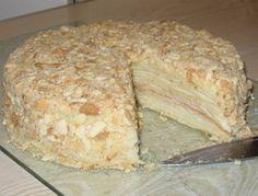 Торт Наполеон рецепт без яиц - Ведическая, вегетарианская кулинария - рецепты