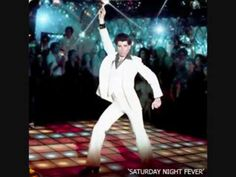 Saturday Night Fever Movie Soundtrack- Bee Gee´s- Stayin´ Alive