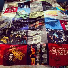 T-shirt Quilt: Project Repat