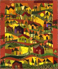 CH. 14   Beggarstaffs  created collage flat bold colors