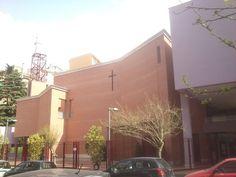 Chiesa di Santa Caterina da Siena e complesso parrocchiale , Roma, 2013 - Ernesto Maria Giuffre