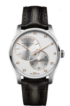 5bcd80aa4d5 The Regulator Auto comes in a stainless steel case and a silver dial. This  Man