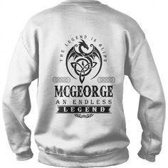 Awesome Tee MCGEORGE T-Shirts #naturalparentingawesome