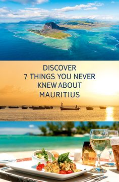 Mauritius is famous for a number of things – white sands, all-year-round sun and being the perfect honeymoon destination. But there's more to Mauritius than meets the eye and we're here to tell you all you need to know.