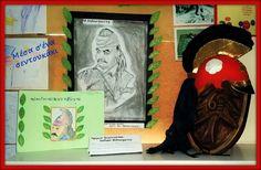 Μέσα σ'ένα σεντουκάκι...: Θεόδωρος Κολοκοτρώνης 2ο μέρος και άλλα για 25η Μαρτίου... 25 March, School, Frame, Decor, Picture Frame, Decoration, Decorating, Frames, Deco