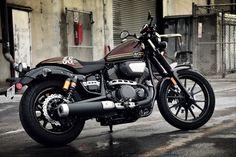 2016 Yamaha Bolt C-Spec Motorcycle - Model Home