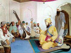 Guru Gobind Singh Ji - 52 Poets from all over the country