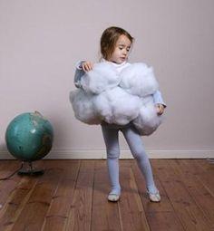 Disfraz de nube