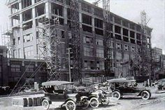 Erie's General Electric Building No. 42 (July 1918)