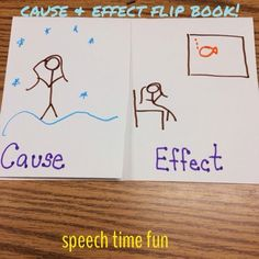 Cause and Effect DIY