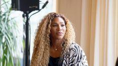 Where Serena Williams, Padma Lakshmi, Debra Messing, and More Stars Are Vacationing Serena Williams, Us Open, Padma Lakshmi, Star Wars, Looking For Someone, Apparel Design, New York Fashion, Olympia, Black Women